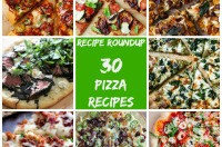 Recipe Roundup: Pizza Recipes