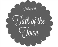 Talk of the Town Blog Party feature