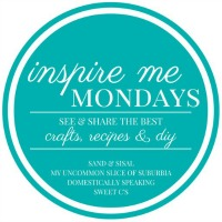 Inspire Me Mondays Blog Party