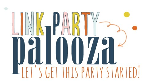 Link Party Palooza Blog Party
