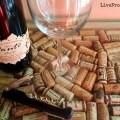 cork top cabinet