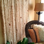 Easy Boho Yarn Wall Hanging