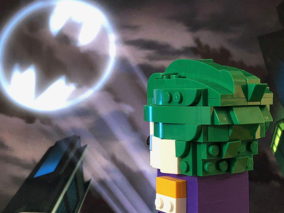 LEGO Brickheadz: The Joker