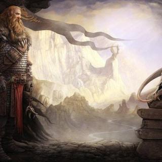 Niffelheim воин и череп