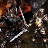 Доспехи паладина и Охотника на драконов из Готики 2