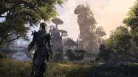 The Elder Scrolls Online: Morrowind Башня Тельвани 2