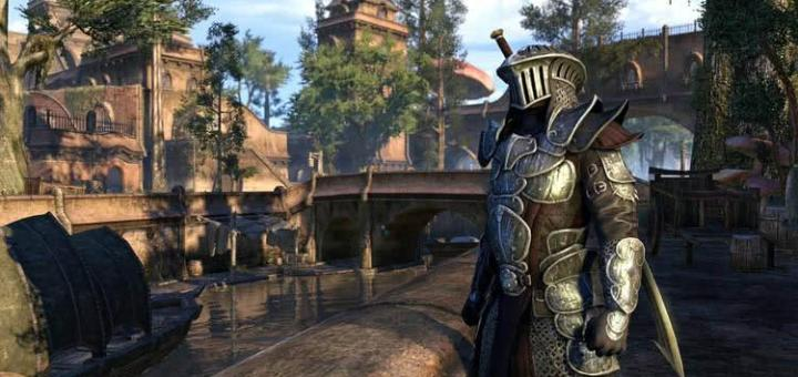 Официальный анонс The Elder Scrolls Online: Morrowind