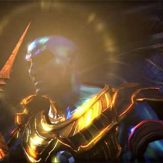 Бог Вивек в TESO Morrowind