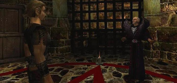 Gothic 2 Die Nacht des Raben – прохождение основного сюжета