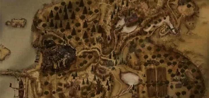 Готика 2 – видео месторасположения Каменных табличек в Хоринисе