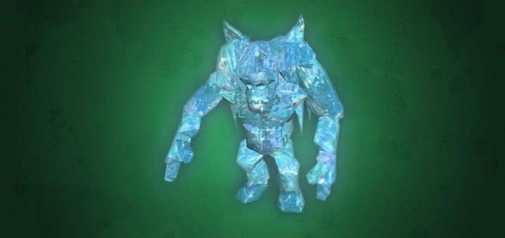 Готика 1 – Ледяной голем