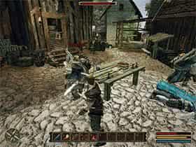 Освобождение Ардеи от орков