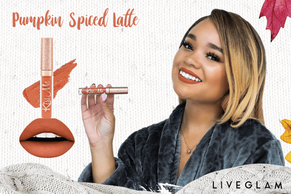 LiveGlam KissMe Lipstick Club Subscription Spoilers October 2018