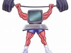 website and muscles