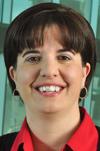 Melanie Stewart sustainability manager