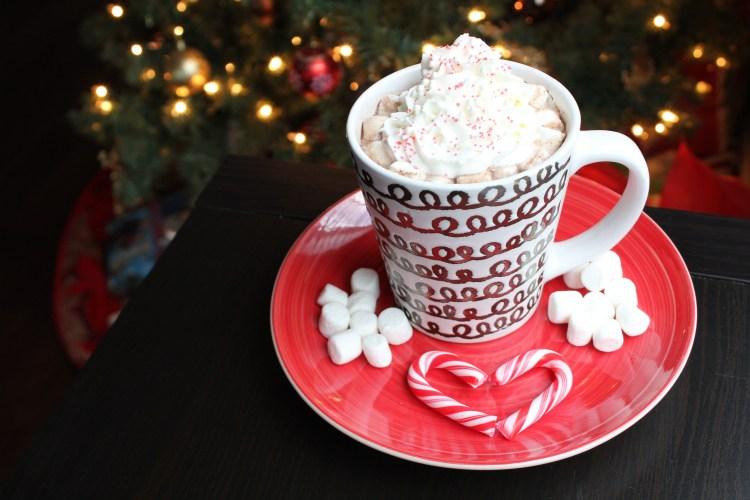 Christmas cocoa - Edited