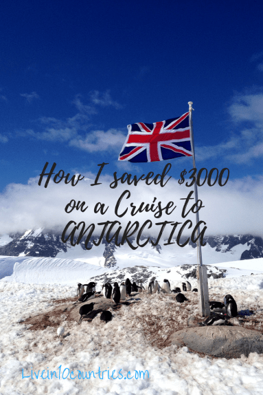 Creative tips and strategies that are essential for snagging a cheap Antarctica cruise