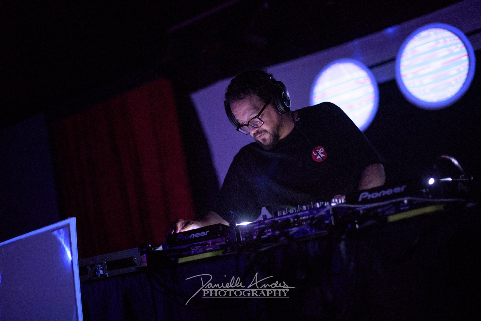 Mark Farina headlined a powerful night at The Winchester