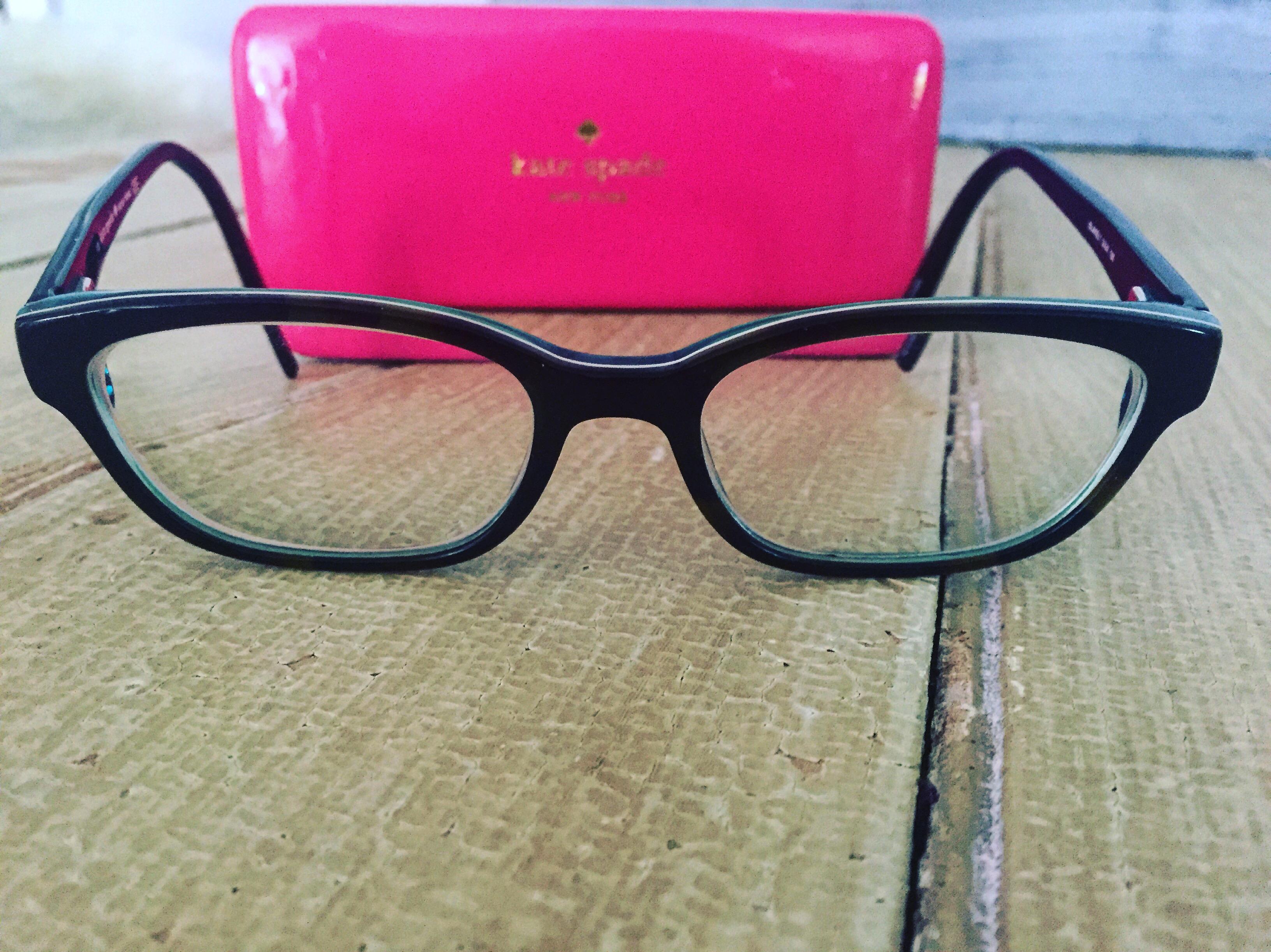 Fashionably Four Eyes