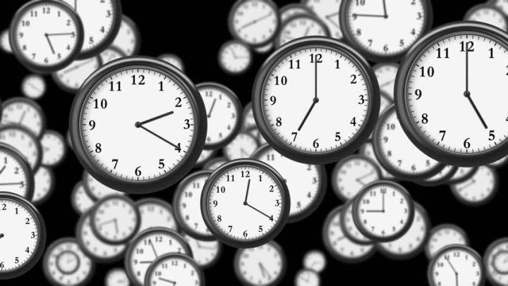 Tick-Tock Goes a Woman's Clock