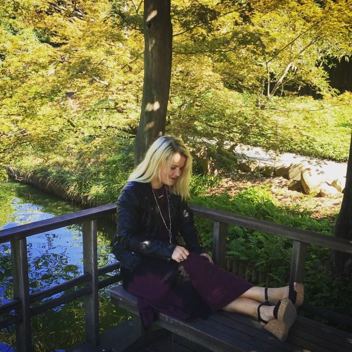 Wanderlusting Deuxième Partie: The Japanese Gardens and Pond