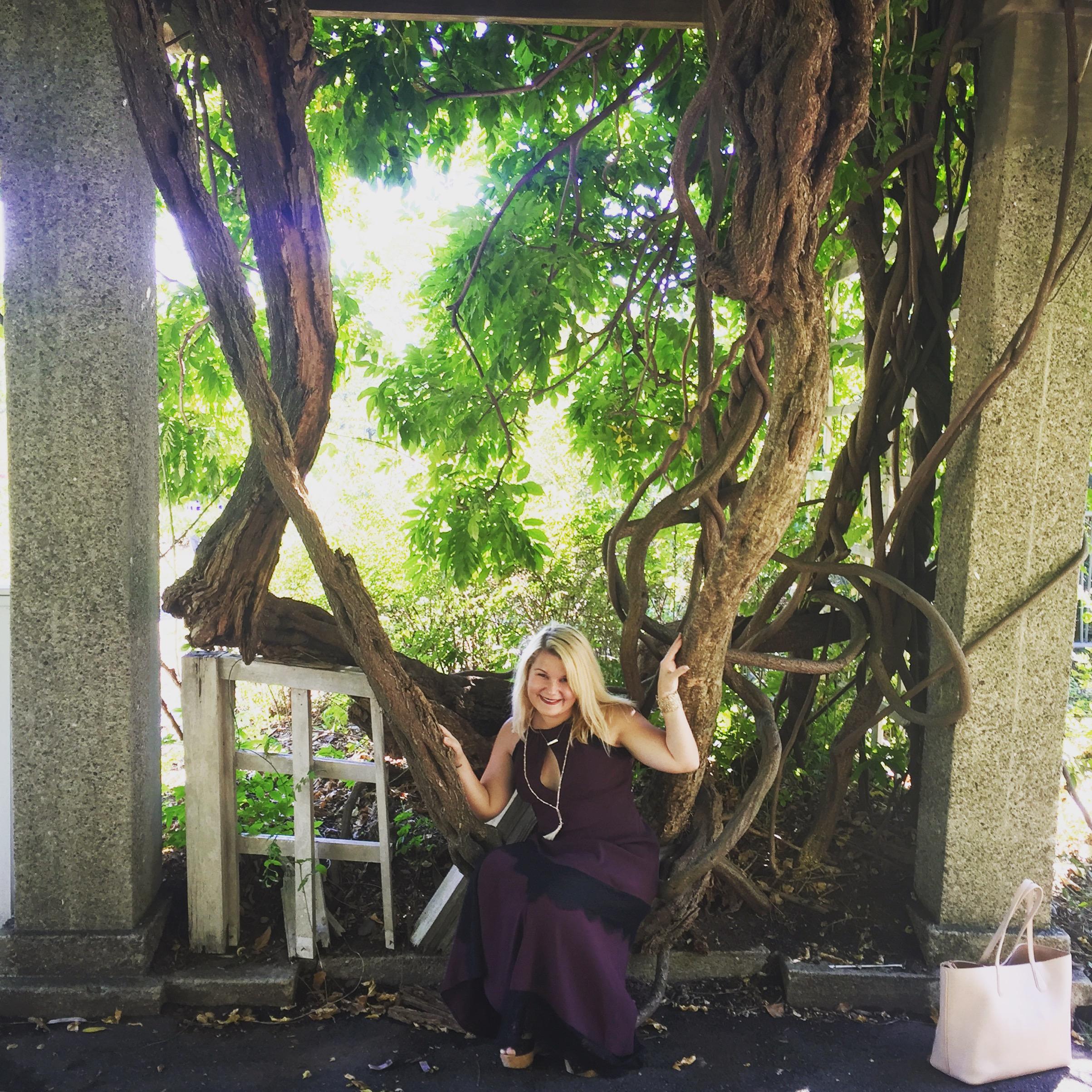Wanderlusting in the Botanic Gardens Partie Un