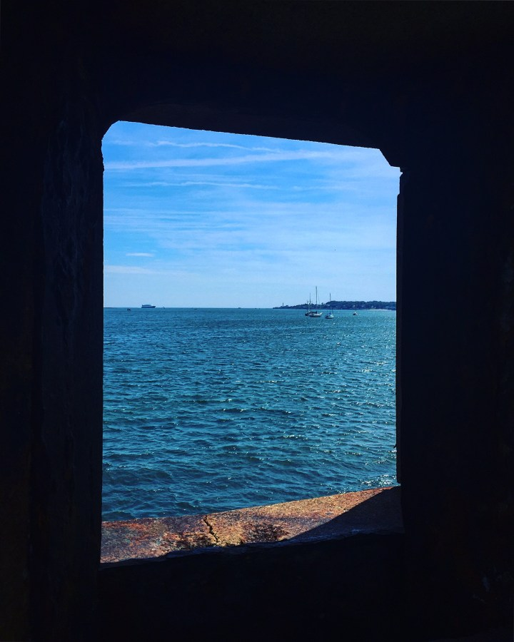 Adventures at Willard Beach, Fort Preble, and Spring Point Ledge