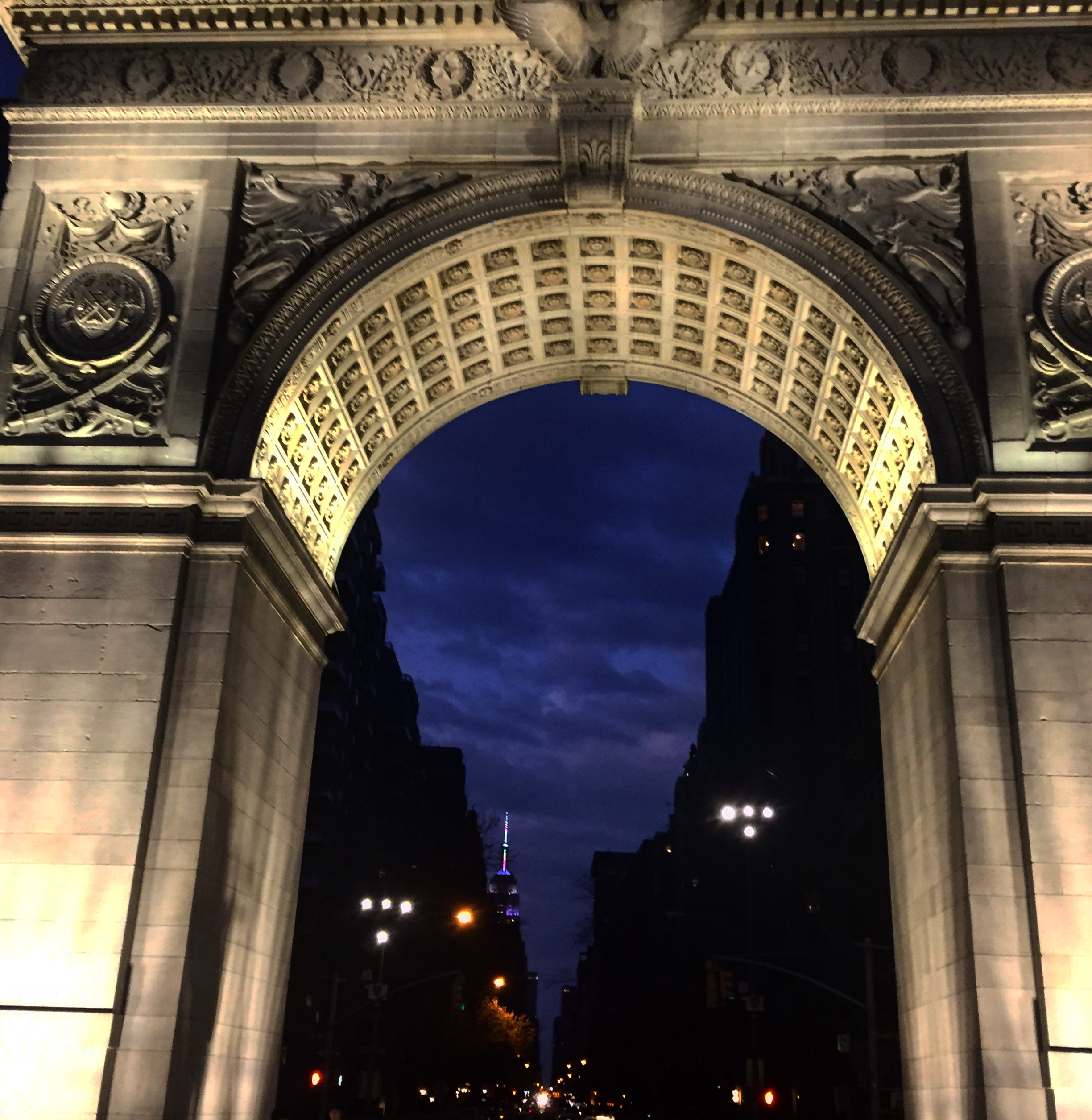 Wanderlusting: The Washington Arch