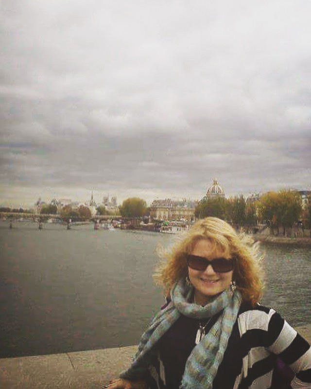 I Left my Heart in the Seine
