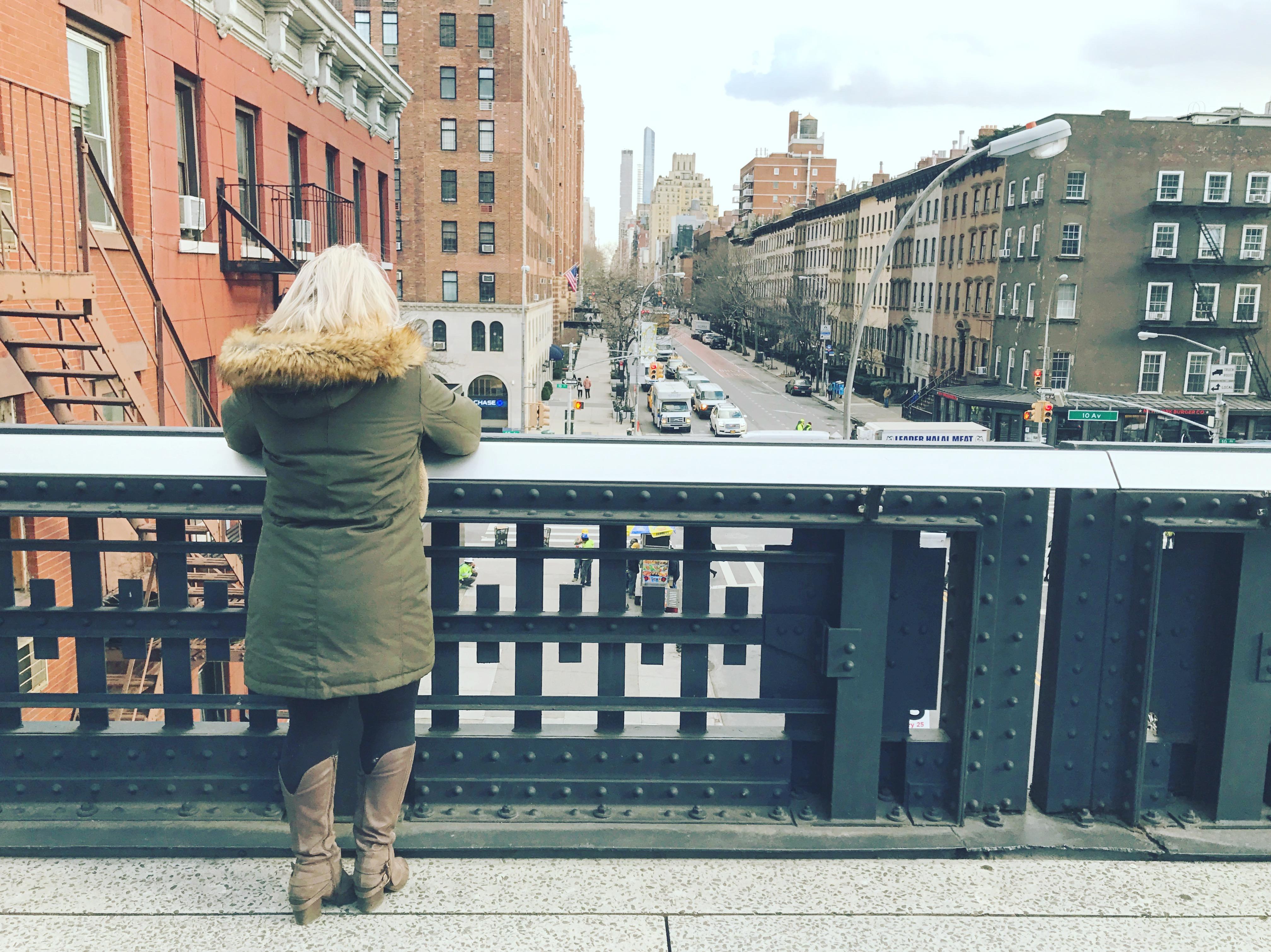 Wanderlusting: New York Highline
