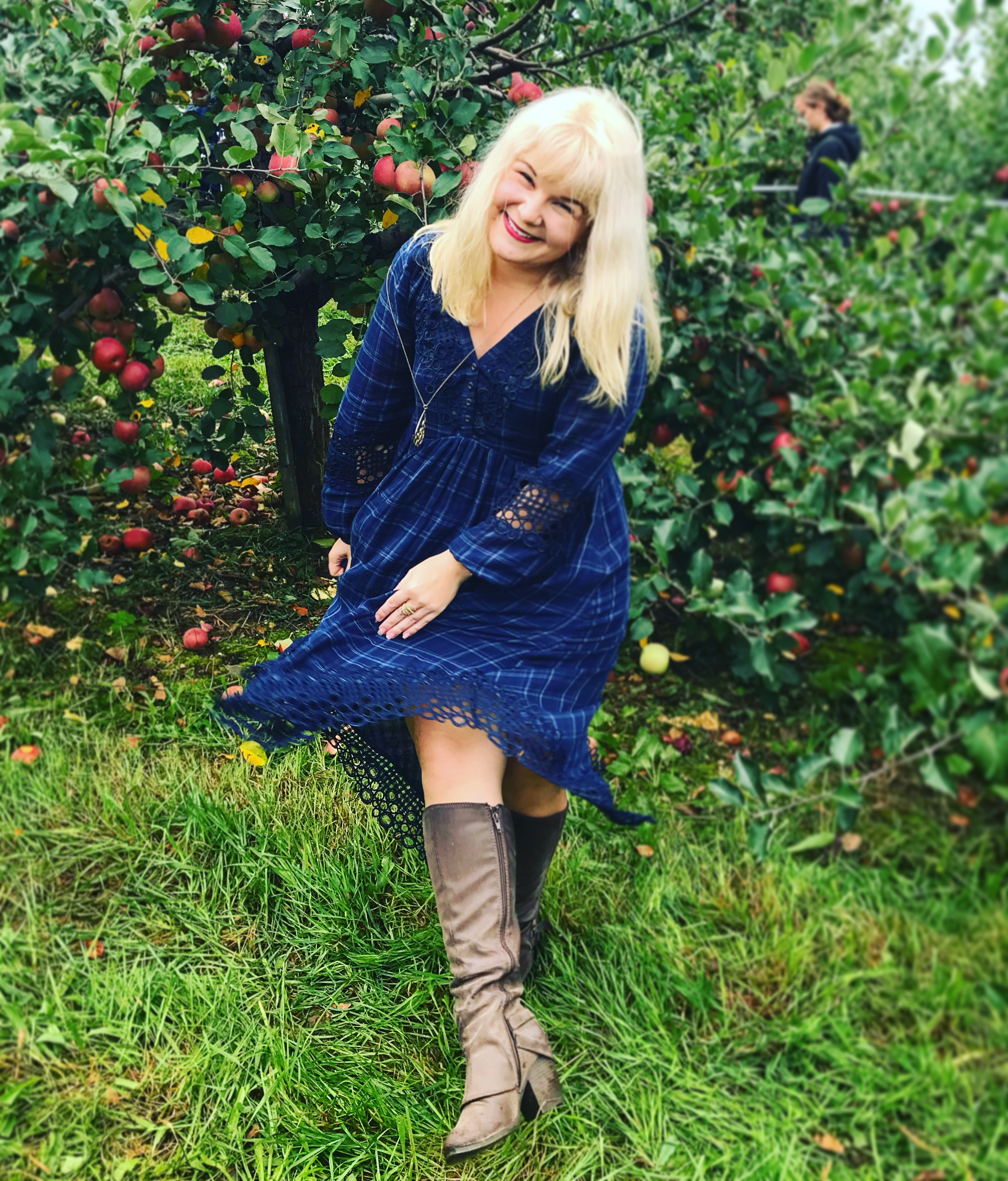 What DO I Wear?!?! Apple Picking Couture