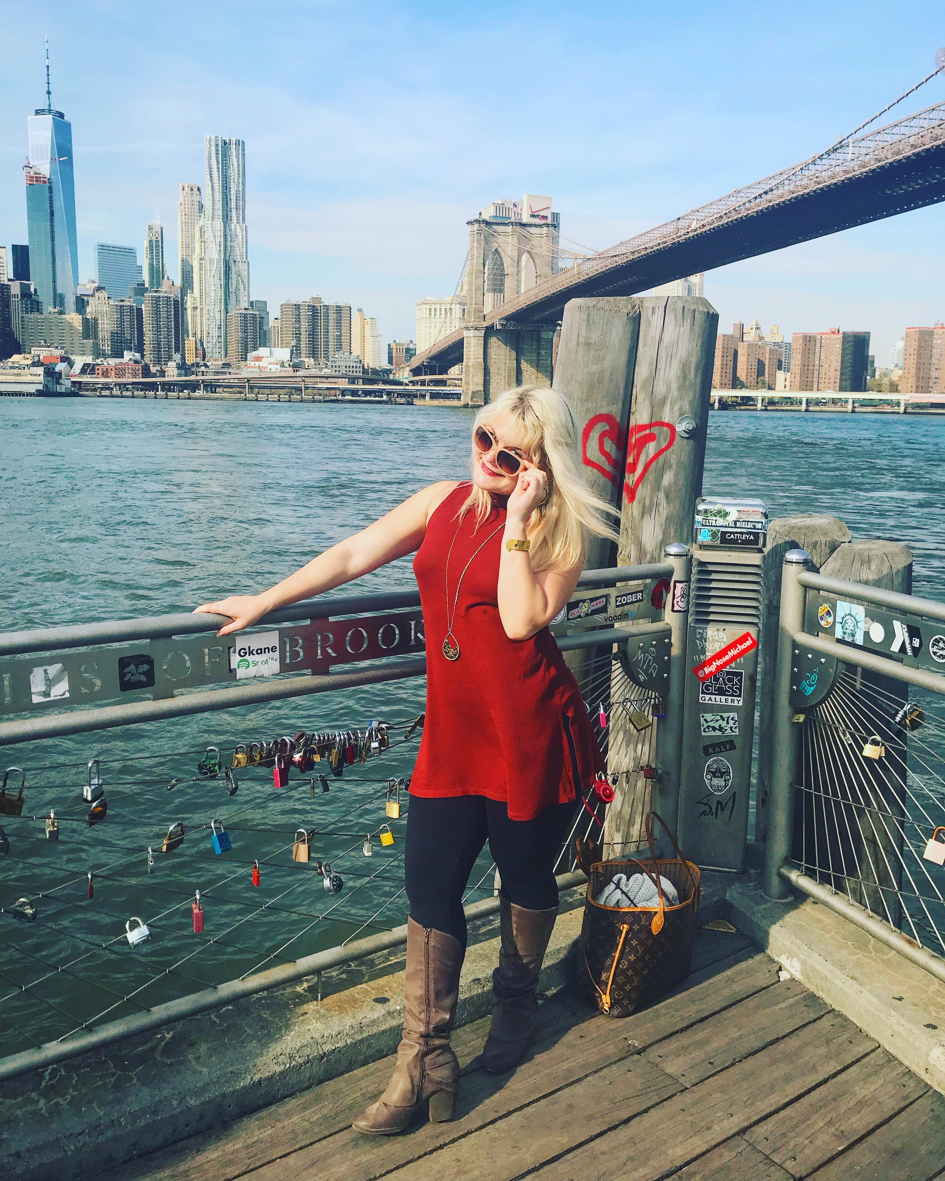 Wanderlusting: Bridging Brooklyn