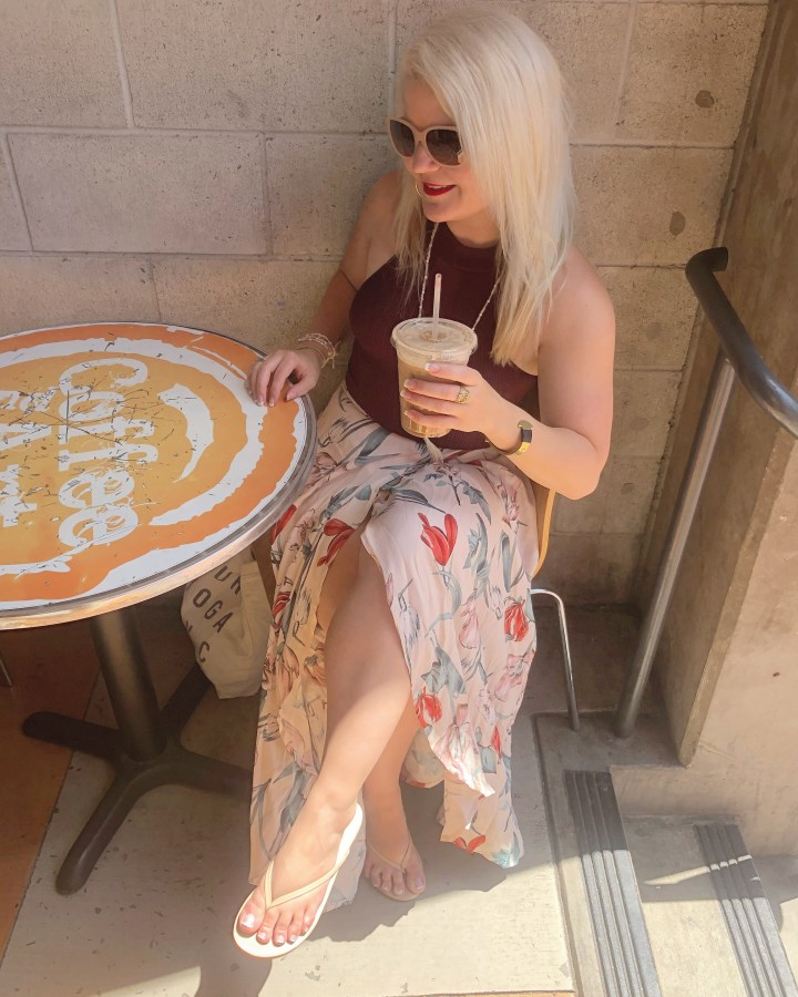 Wanderlusting San Diego: Coffee and Art, Pampering, and The Blind Burro