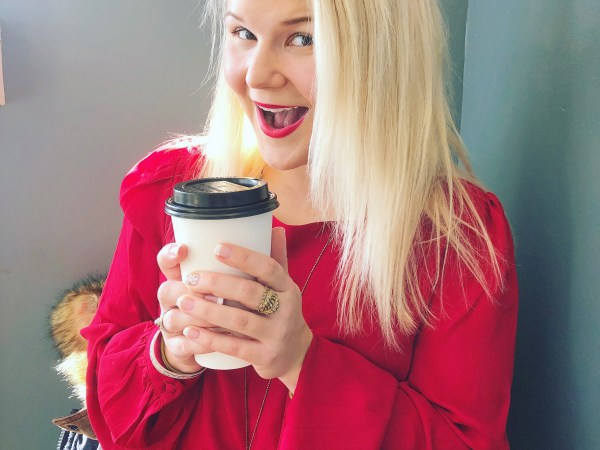 If We Were Having Coffee: Happy 2019