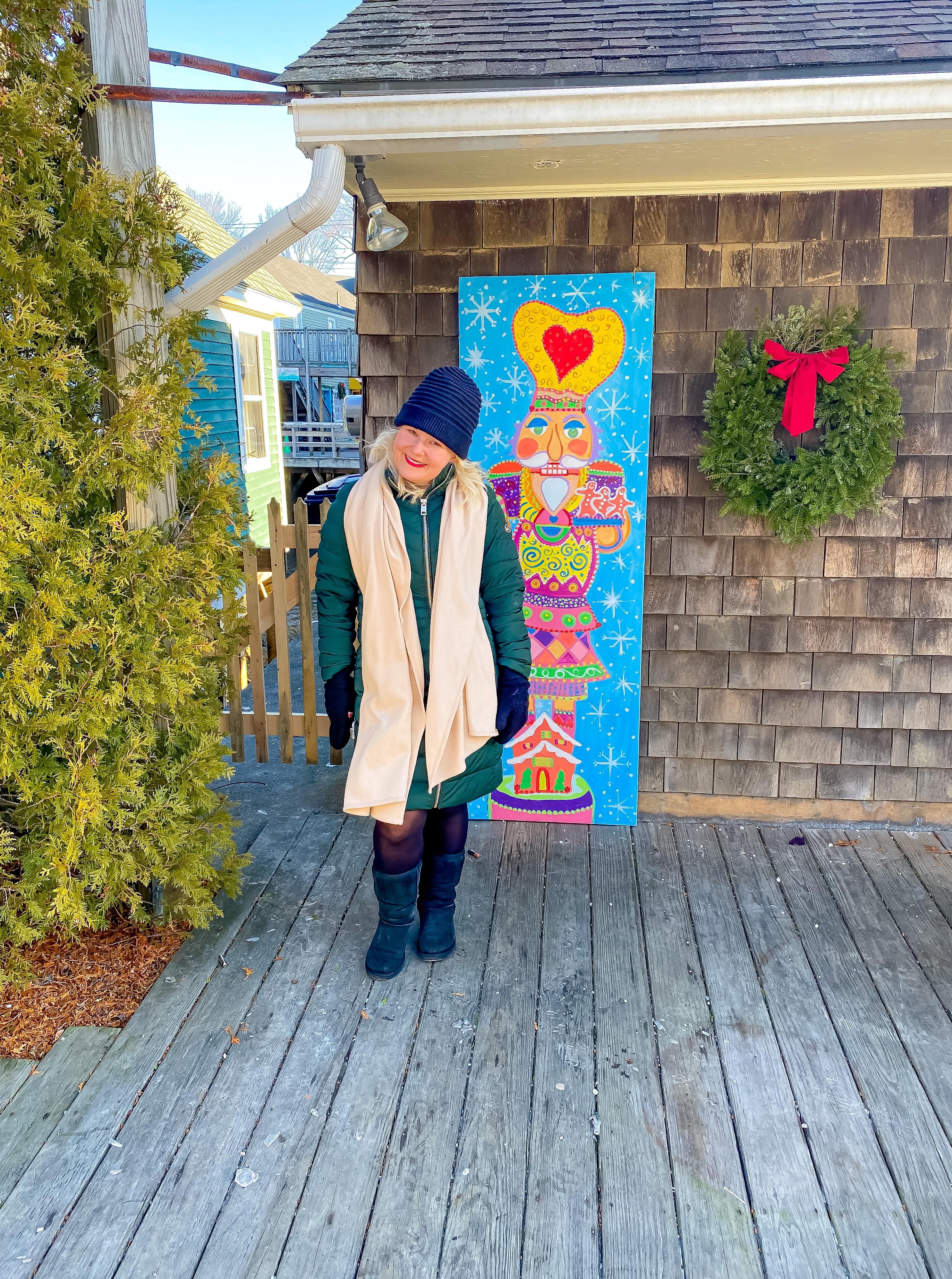 Wanderlusting: Kennebunkport at Christmas Time