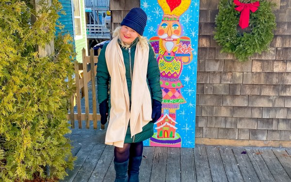 Wanderlusting: Kennebunkport at Christmas Time