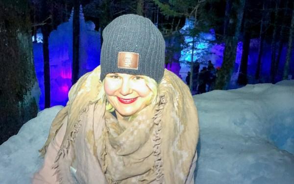 Wanderlusting: Ice Castles