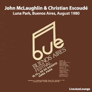 John McLaughlin – Luna Park, Buenos Aires, August 1980