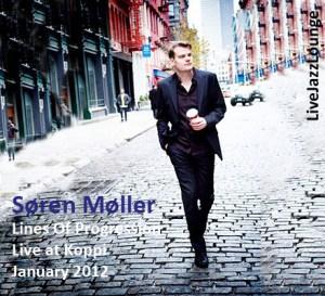 Soren Moller & Lines Of Progression – Koppi, Helsingborg, January 2012