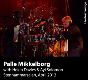 Palle Mikkelborg – Gothenburg, Sweden, April 2012