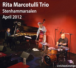 Rita Marcotulli Trio – Gothenburg, Sweden, September 2012