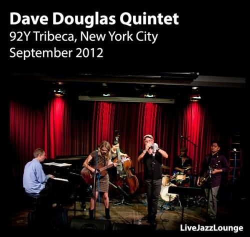 Dave DouglasQuintet_2012