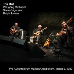 Trio MGT – Kulturzentrum Murnau, Oberbayern, Germany, March 2009