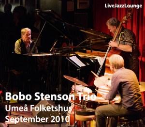 Bobo Stenson Trio – Umea Folketshus, September 2010