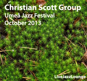 Christian Scott Group – Umea Jazz Festival, October 2013