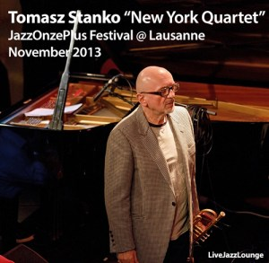 "Tomasz Stanko ""New York Quartet"" – JazzOnze+ Festival, Lausanne, November 2013"