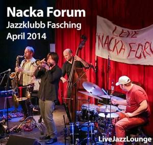 Nacka Forum – Jazzklubb Fasching, Stockholm, April 2014