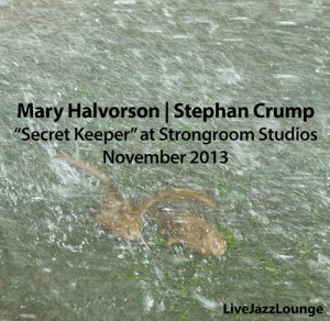 "Mary Halvorson & Stephan Crump ""Secret Keeper"", London, November 2013"