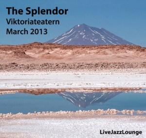 The Splendor – Viktoriateatern, Malmo, Sweden, March 2013
