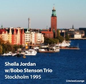 Sheila Jordan w/Bobo Stenson Trio – Stockholm, 1995